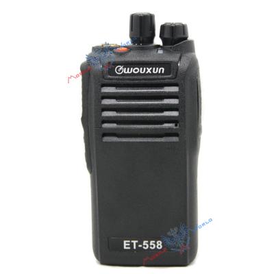 Портативная рация Wouxun ET-558 UHF