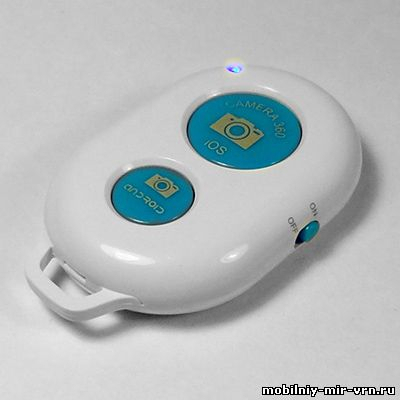 Кнопка bluetooth для селфи