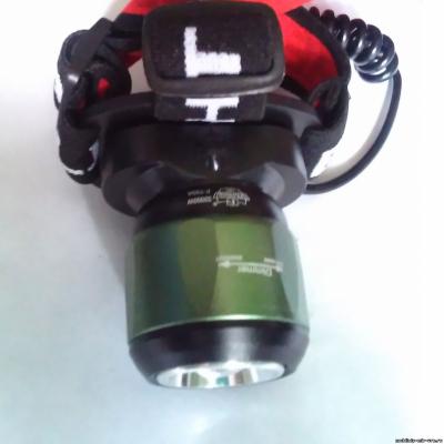 Налобный фонарь Поиск Р Т-03А