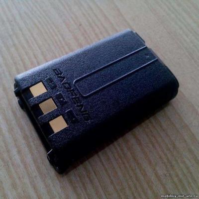 Аккумулятор для рации Baofeng UV-5R/Kenwood TK-F8