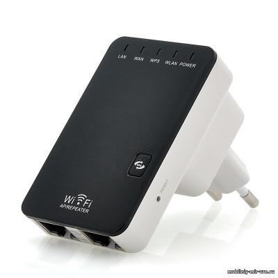Репитер Wi-Fi Wireless-N mini router