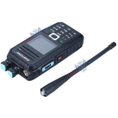 Цифро-аналоговая двухдиапазонная радиостанция Zastone DP-860