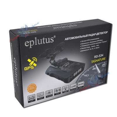 Радар детектор Eplutus RD-534