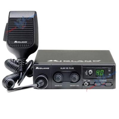 Автомобильная Си-Би радиостанция Alan 100 PLUS