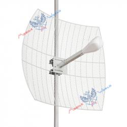 Антенна 3G/4G параболическая MiG 3G LTE МИМО PARABOLA 2.0-21