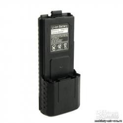 Аккумулятор увеличенной емкости для рации Baofeng UV-5R