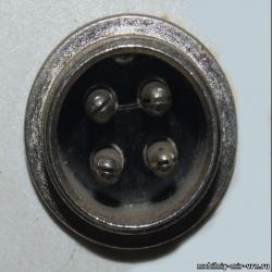 Гнездо 4 pin
