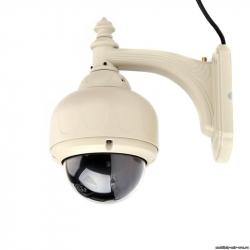 Уличная воддонепроницаемая IP камера