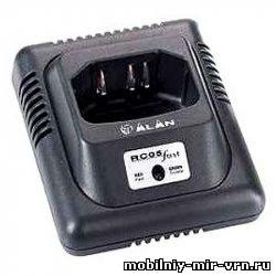 Быстрое зарядное устройство Alan RC 05