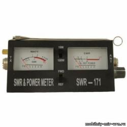 КСВ метр SWR 171 27 МГц