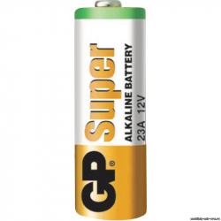 "Алкалиновая батарейка GP Hight Voltage 12В, 23 А ""АА"""