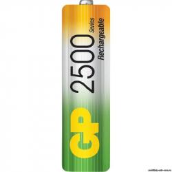 """Аккумулятор GP 2500 мАч """"AA"""""""