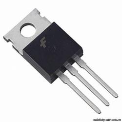 Транзистор 2SC 2078 (выходной каскад)