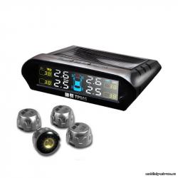 Датчики для измерения давления и температуры в шинах автомобиля внешние TPMS TP800