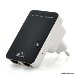 Репитер Wi-Fi Wireless-N mini router