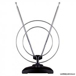 Комнатная телескопическая антенна