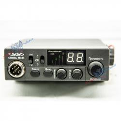 Автомобильная Си-Би радиостанция Связь М333