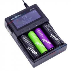 Зарядное устройство для AA/AAA аккумуляторов LiitoKala Lii PD4