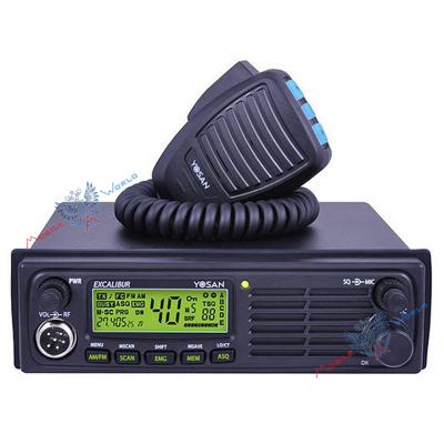 Автомобильная Си-Би радиостанция Yosan Excalibur